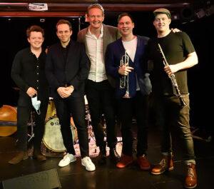 Adrian Cox & Björn Ingelstam Quartet
