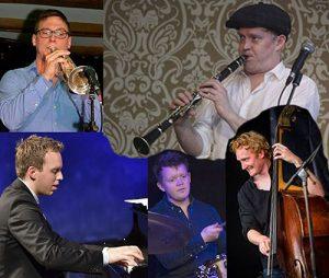 JAZZ - Adrian Cox & Björn Ingelstam Quartet (UK/S/DK)
