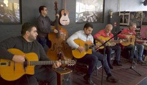 Dorado og Amati Schmitt Quintet