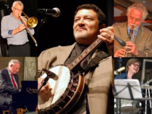 Don Vappie & Finn Burich International New Orleans Jazzband